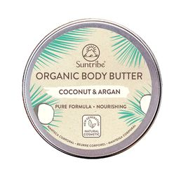 Suntribe - All Natural Body Butter - Coconut & Argan - 150 ml