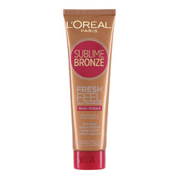 Loreal Sublime Bronze Fresh Feel 150ml - itseruskettava läpinäkyvä geeli