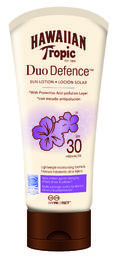 Hawaiian Tropic - Duo Defence Sun Lotion (SPF 30) - 180 ml