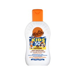 Malibu - Kids High Protection - Solkräm (SPF50)