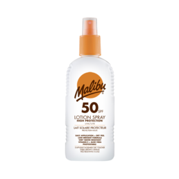 Malibu - Solkräm Spray (SPF50)