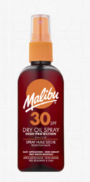 Copy of Copy of Malibu - Dry Oil Spray (SPF15)