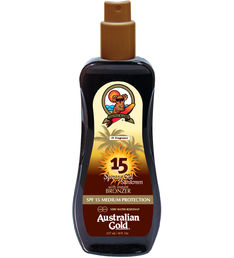 Australian Gold - Tanning Spray Gel (SPF15)