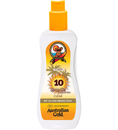 Australian Gold - Spray Gel (SPF10)