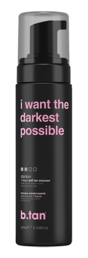 b.tan - I want the darkest possible - itseruskettava vaahto - 200 ml